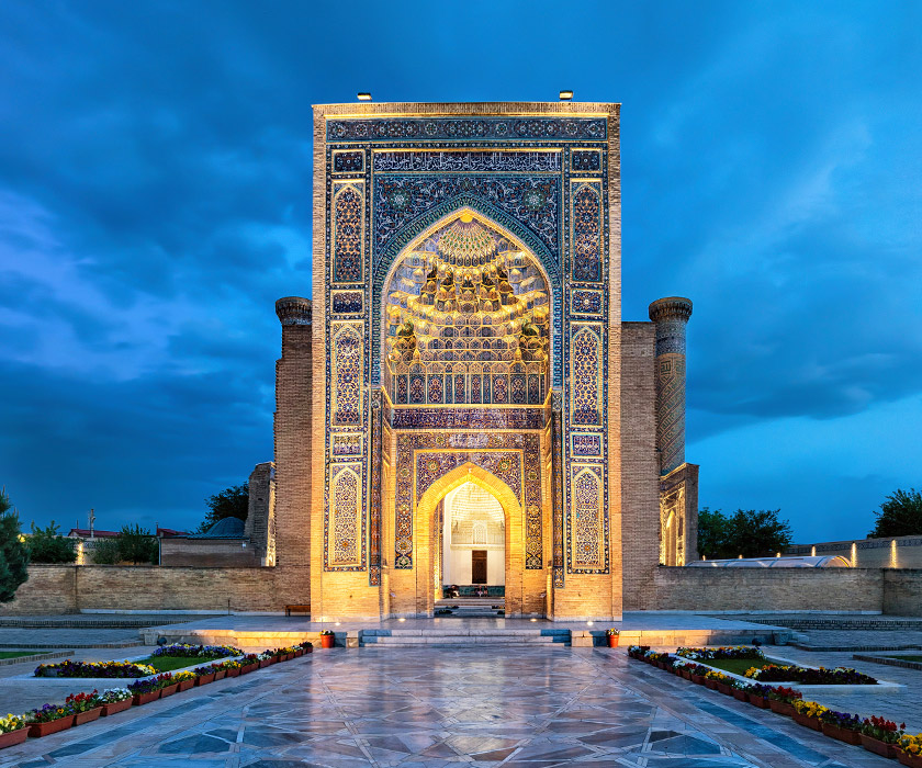 Road to Samarkand Tour