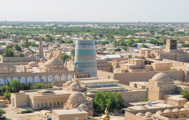 Day 21: Khiva / Flight to Tashkent and Dubai