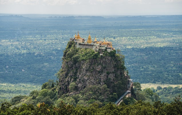 Day 4: Mt. Popa