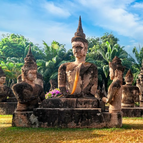 Northern Thailand & Laos Adventure