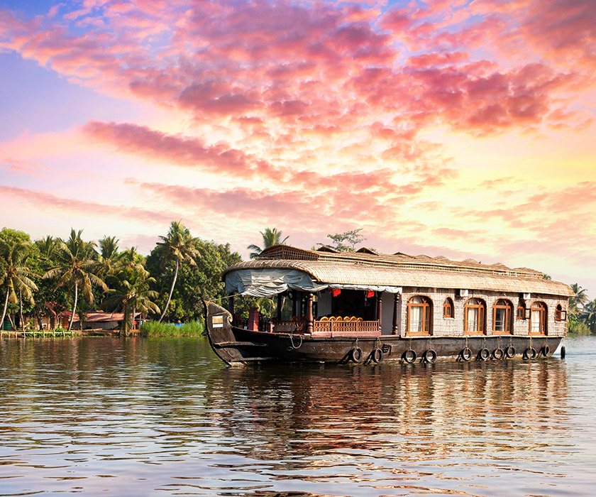 Kerala & the Southern Highlights Tour