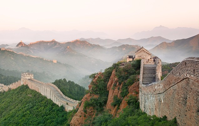 Day 3: The Great Wall