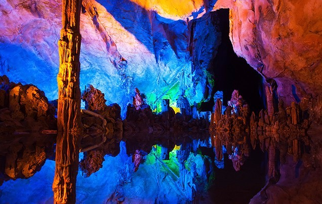 Day 17: Reed Flute Cave