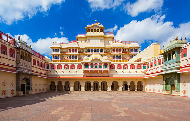Day 13: Jaipur City Palace