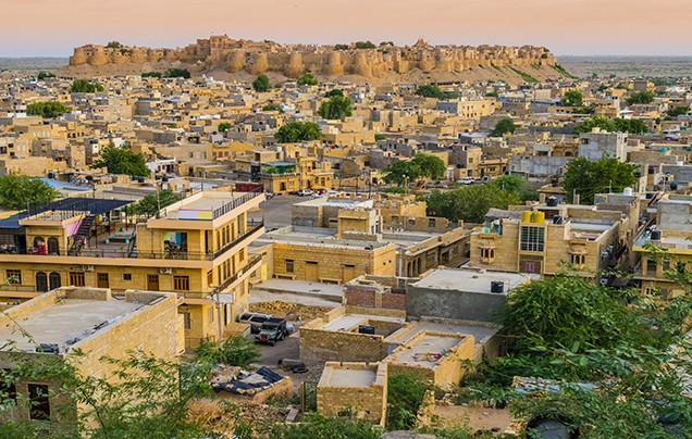 DAY 4: JOURNEY TO JAISALMER