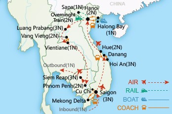Grand Tour of Indochina | Vietnam Tour | Wendy Wu Tours