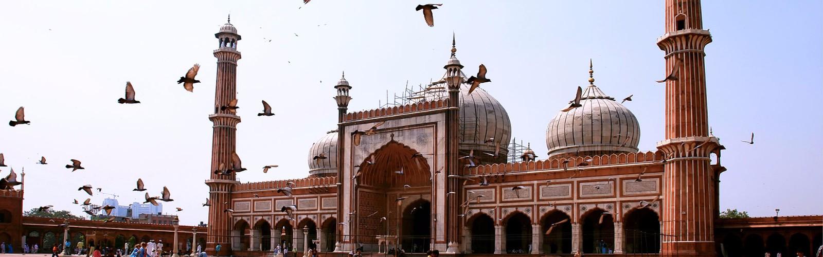 Jama Masjid Delhi India Wendy Wu Tours