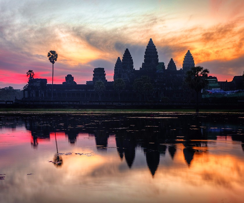Around Cambodia Tour