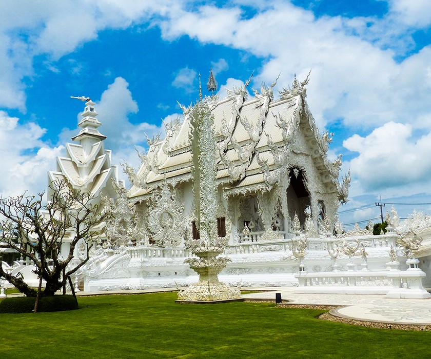 Thailand & Laos Adventure Tour