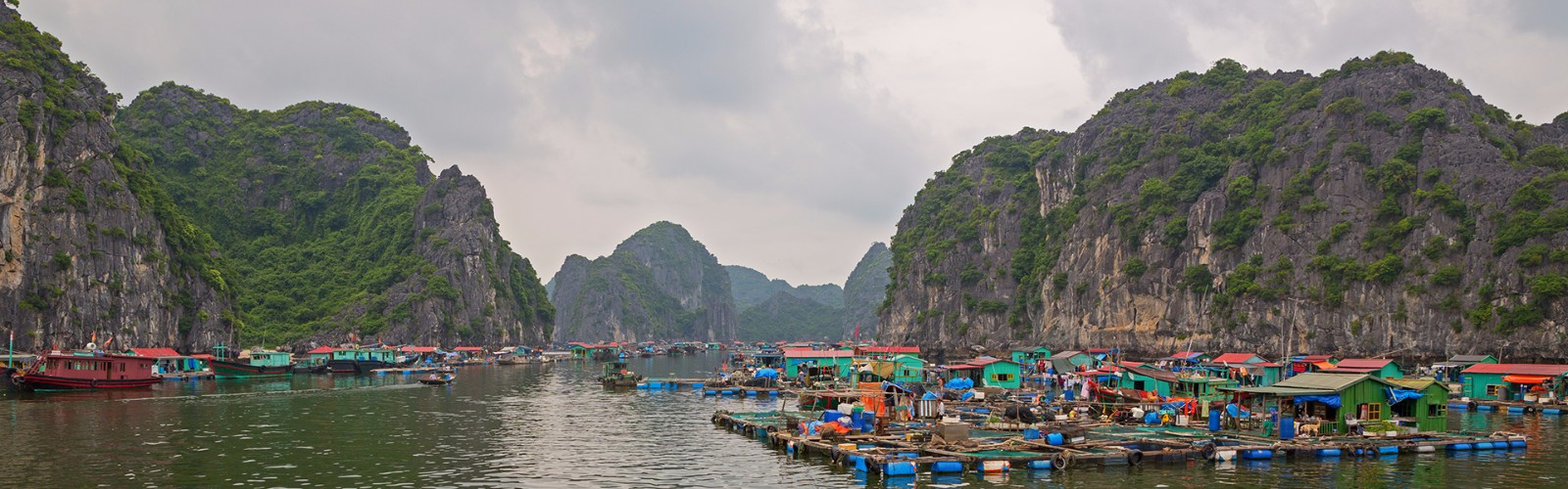 Floating Village Holidays