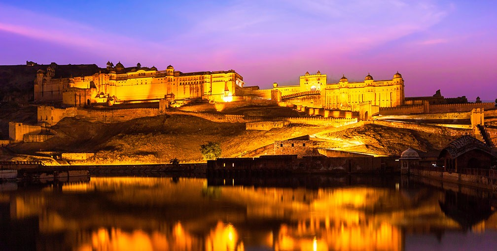 Amber Fort Night Tour