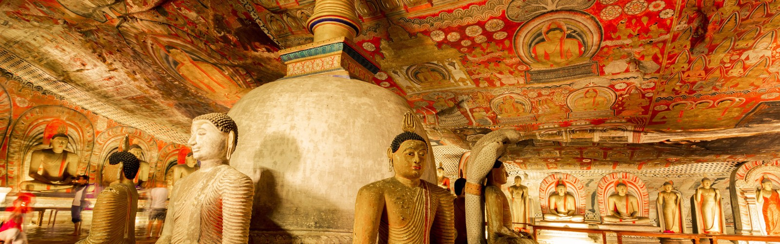 Dambulla Rock Temple Holidays