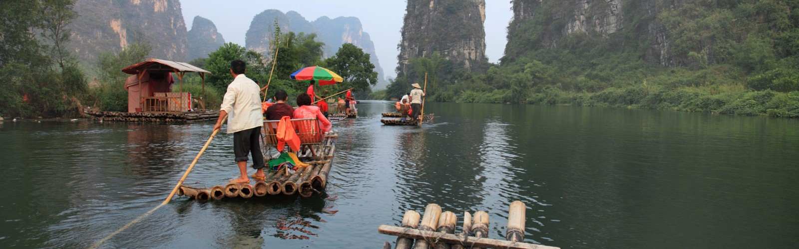 Yulong River Holidays