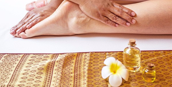 Relish a spa treatment for your feet in Siem Reap