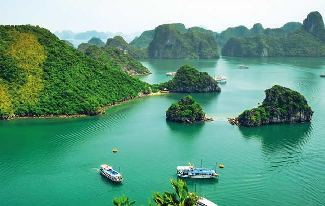 Day 16: Halong Bay