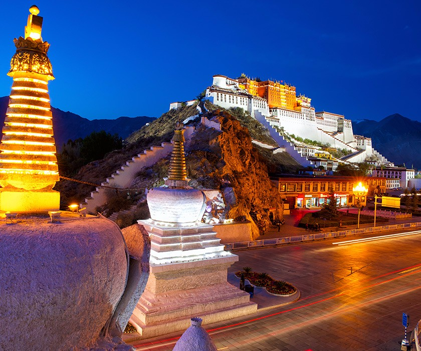 Tibetan Short Stay Tour