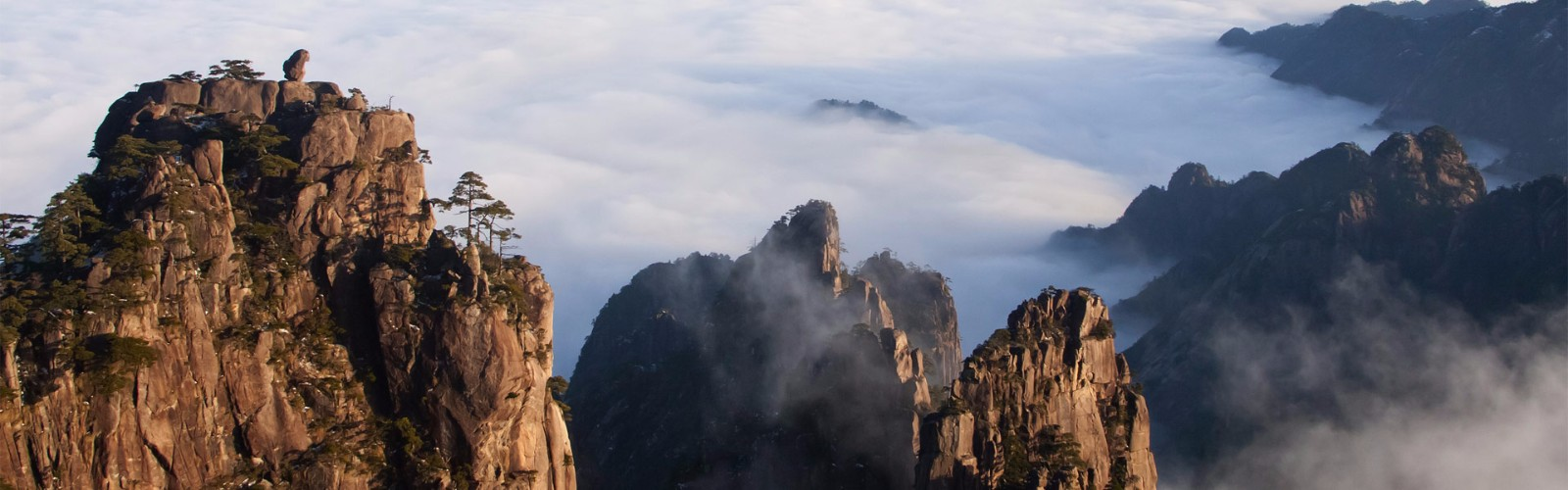 Mt Huang Short Stay tour