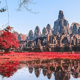 Siem Reap in Focus